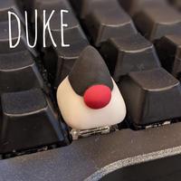 Dukeキーキャップ by Sen