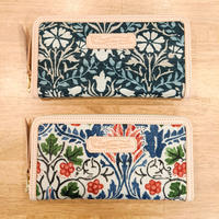THE SUPERIOR LABOR / William Morris long wallet