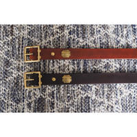 THE SUPERIOR LABOR / hand dye standard belt