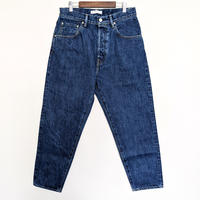 HATSKI / Loose Tapered Denim (BLUE)