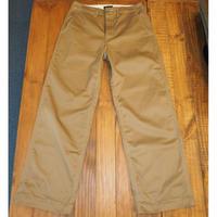 MULLER & BROS. / chino pants