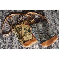 THE SUPERIOR LABOR / Willam Morris shoulder bag deep L