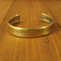 THE SUPERIOR LABOR / Folded bangle narrow