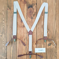 H.UNIT / 25m/m 2way suspenders