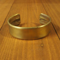 THE SUPERIOR LABOR / Folded bangle middle