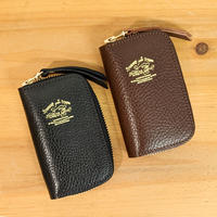 THE SUPERIOR LABOR / leather zip key case 《 2 color 》
