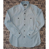 MULLER & BROS. / work shirts L/S
