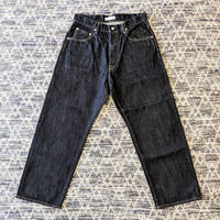 HATSKI / Wide Tapered Denim  (ONE WASH)