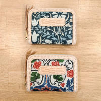 THE SUPERIOR LABOR / William Morris small wallet