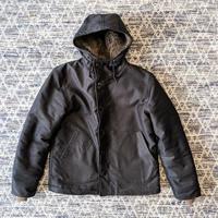 MULLER & BROS. / navy hoodie