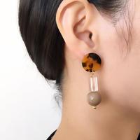 beads mix20 pierce/earring