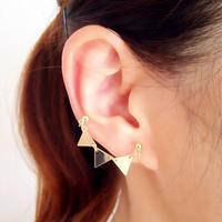 ear cuff sankaku