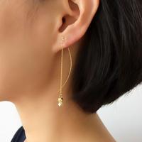 earring metal yureru