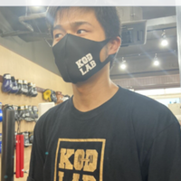 ★KODLAB ダンベルマスク 黒★