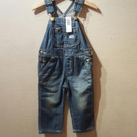 【Lee】OVERALL DENIM(濃BLUE)