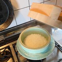 土鍋で炊きたてご飯を食べよう!