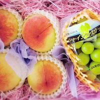 #20:夏一番の贈り物!大玉厳選完熟桃&シャインマスカット