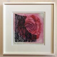 """アートプリント・シリーズ """"One hundred rose - 025 Panties Pink"""""""