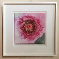 """アートプリント・シリーズ """"One hundred rose - 016 Abstract 2"""""""