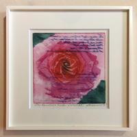 """アートプリント・シリーズ """"One hundred rose - 009 Poem G"""""""