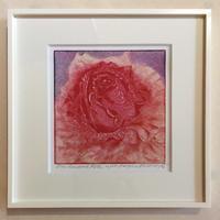 """アートプリント・シリーズ """"One hundred rose - 024 Light purple"""""""