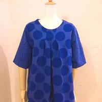 Koi./ドットジャカードトップス(BLUE)