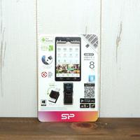【USBメモリー8GB】シリコンパワー MOBILE X20 8GB