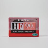 SONY(ソニー)一般用オーディオカセットテープ(ノーマルポジション90分単品)C-90HFB