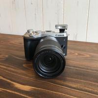 【ミラーレス】CANON(キヤノン) EOS M6 18-150mmレンズキット シルバー【カメラ+レンズ】