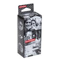 【35mm白黒ネガフィルム】Lomography(ロモグラフィー)Lady Grey B&W/ISO400/36枚撮/3本パック