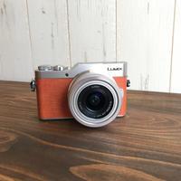 【ミラーレス】Panasonic(パナソニック) GF-9W 12-32mm・25mmWレンズキット オレンジ【カメラ+レンズ2本】