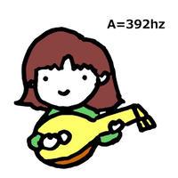 リュート入門 ルネサンス歌曲 参考&伴奏音源 (A=392hz)