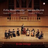Koike Strings 5th CD (2CD)