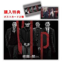 映画『V.I.P. 修羅の獣たち』パンフレット(購入特典ポストカード2種付き)