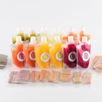 ジュース&クッキー3Days Set(ジュース・クッキー6種×各2本(各2袋))
