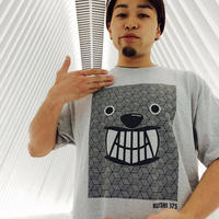 "【KOKESHI375】 100% Cotton T-shirt ""KIKKOkeshi"" T-shirt"