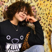 "【KOKESHI375】100% Cotton  ""BLACK"" T-shirt"