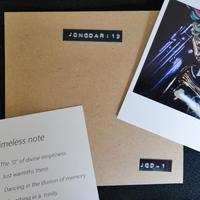 Jongdari13/時間のない音 (timeless note)
