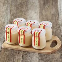 【阿蘇小国ジャージー牛乳使用】あそりんどうプリン 6個