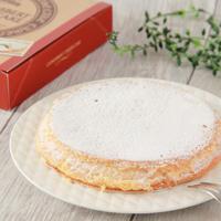 【リピーター様多数!】濃厚チーズのカマンベールチーズケーキ  1個
