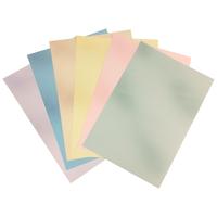 半懐紙 花みずき 30枚入(6色各5枚)