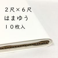 2尺×6尺 はまゆう(白)10枚入