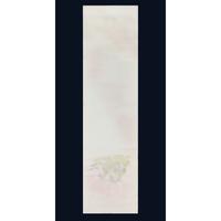 半切 むくげ 椿紋様(銀影ピンクぼかし) 11枚入