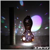 ひょうたんライト013【星くず】
