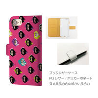 monanas iPhone 手帳型 [naomi TOKIDOKI kate]
