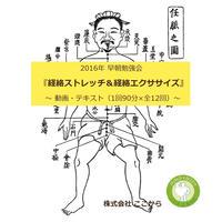 経絡ストレッチ&経絡エクササイズ