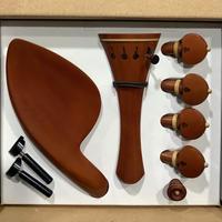 バイオリンフィッティングセット Bogaro&Clemente ボックスウッド  B-1