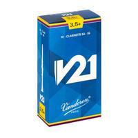 B♭クラリネット リード Vandoren V21  (10枚入り)