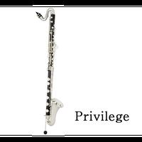 Henri Selmer【Bass Clarinet】Privilege