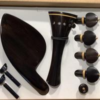 バイオリンフィッティングセット Bogaro&Clemente ブラックウッド E-1
